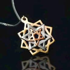 Kabbalah Jewelry Tikun Hava Pendant