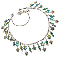 Michal Negrin Jewelry Silver Anklet - 110-097450-016