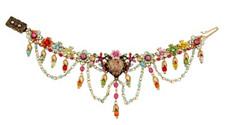 Michal Negrin Flower Bracelet (4784)