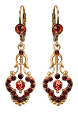 Michal Negrin Jewelry Crystal Earrings