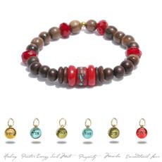 Gratitude 72 Names Of God Vintage Kabbalah Bracelet