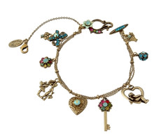 Michal Negrin Kabbalah Bracelet W/Key From The Classic Collection