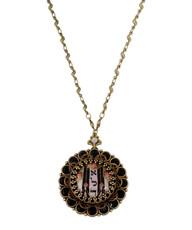 Kabbalah Protection Locket Necklace - 100-125680