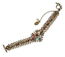 Michal Negrin Classic Crystal Flower Bracelet - 100-126890