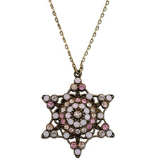 Michal Negrin Classic Star Of David Necklace - 100-127110