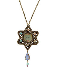 Evil Eye Necklace From The Michal Negrin Collection