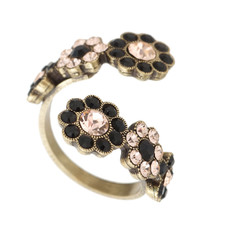 A Lovely Adjustable Ring From The Michal Negrin Classic Collection