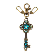 Michal Negrin Classic Keychain Key Ring