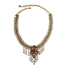 Michal Negrin Classic Necklace Large Heart Choker