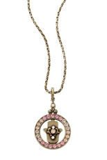 Michal Negrin Jewelry Hamsah Necklace