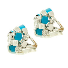 Andrew Hamilton Crawford Ring Confetti Ring Silver