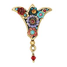 Michal Golan Jewelry Eden Tulip Pin