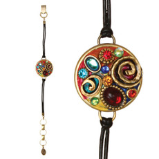 Michal Golan Confetti Round Bracelet