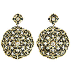 Deco Earrings By Michal Golan Jewelry