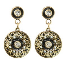 Deco Earrings By Michal Golan