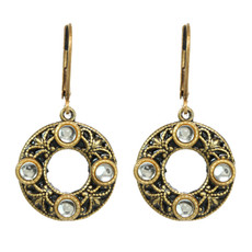 Lovely Deco Earrings From Michal Golan Jewelry
