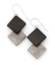 Encanto Jewelry Amelia River Rock Earrings