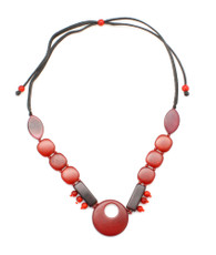 Encanto  Safia Pomegranate Necklace