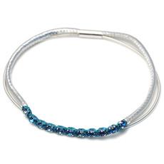Blue Necklete necklace bracelet  from Anat Jewelry