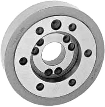 "Bison Semi-Finished A2-11 Adapter Plate 7-873-259 for 25"" Chucks"