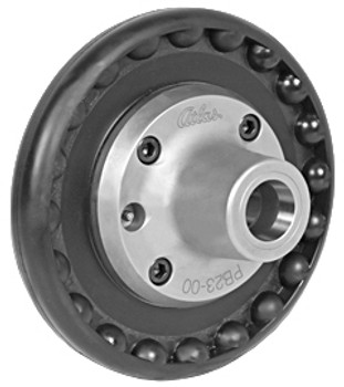 "Atlas 9"" 5C Front Hand Wheel Quickie Collet Chuck 2-3/16 - 10 Thread Mount PB23-45"