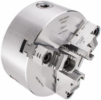 TMX 10 3 Jaw Self Centering Manual Chuck Plain Back 3-820-1000P