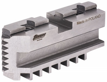 TMX Hard Master Jaws for 10 Scroll Chuck, 2 Piece Set, 3-885-210P