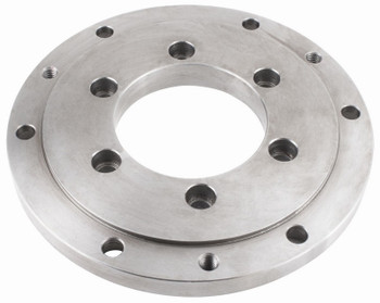 TMX Finished A2-6 Adapter Back Plate 3-873-106P for 10 Diameter Self Centering Chucks