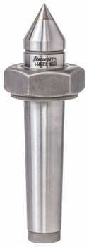 TMX 3 MT Carbide Tipped Dead Center with Nut 3-546-003P