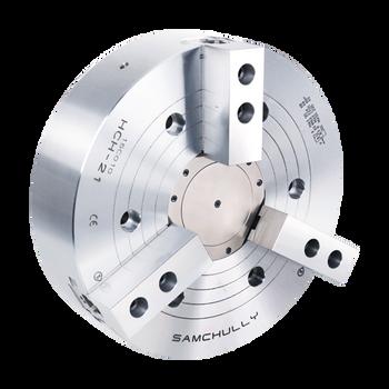 """Samchully 12"""" 3 Jaw Open Center Power Chuck A2-8 Adapter HCH-12A08"""
