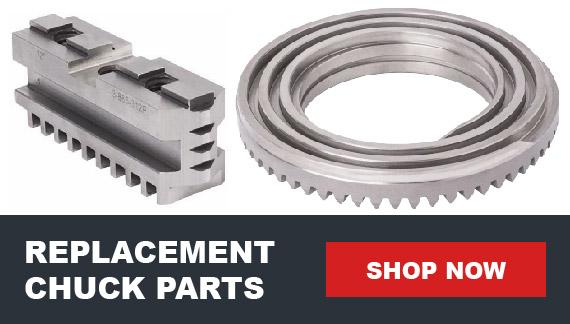 Replacement Lathe Chuck Parts