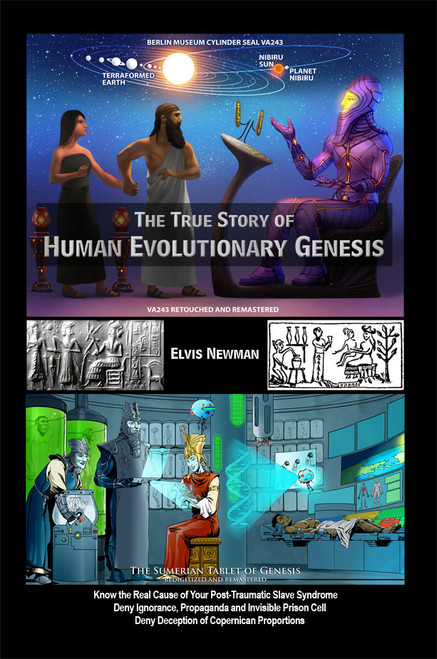 The True Story of Human Evolutionary Genesis