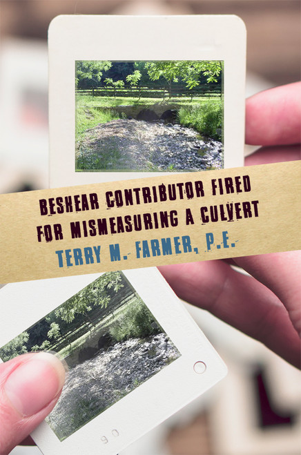 Beshear Contributor Fired for Mismeasuring a Culvert