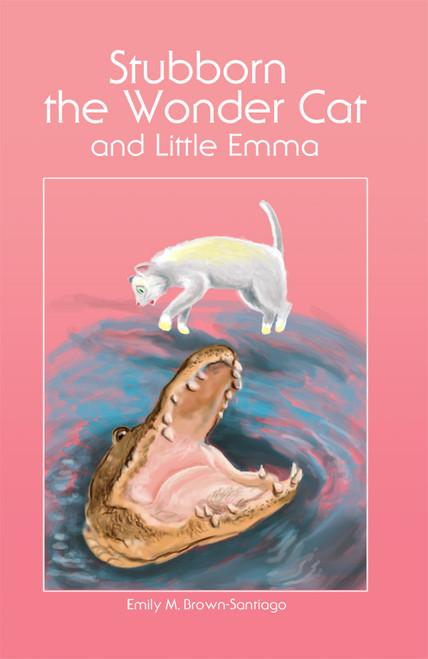 Stubborn the Wonder Cat and Little Emma