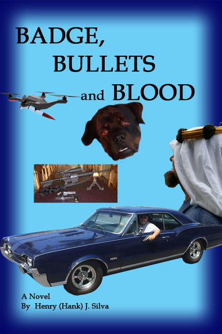 Badge, Bullets and Blood - eBook