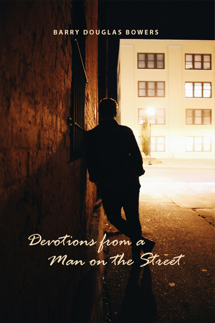 Devotions from a Man on the Street - eBook