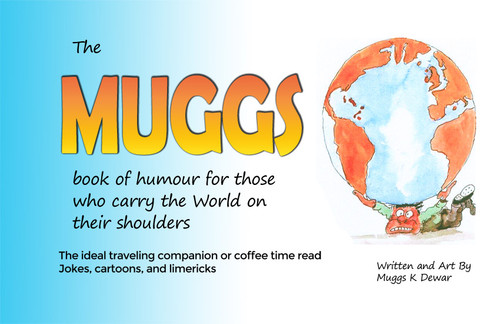 The Muggs Book of Humour for those who carry the world on their shoulders