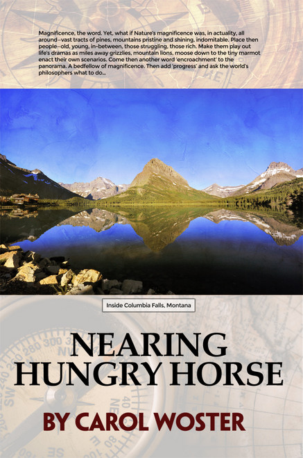 Nearing Hungry Horse