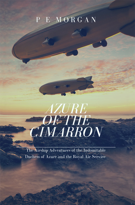 Azure of the Cimarron - eBook