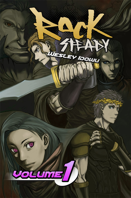 Rock Steady - eBook