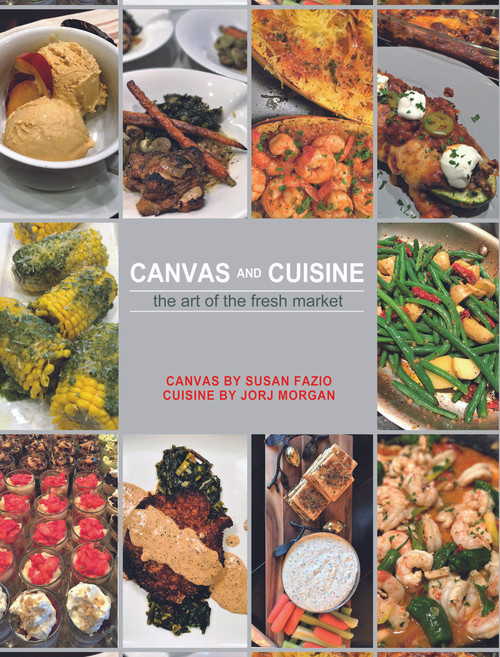 Canvas and Cuisine: The Art of the Fresh Market