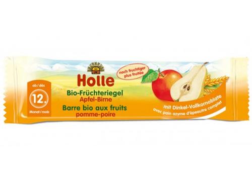 Holle Apple & Pear Organic (Bio) Fruit Bar (Fruchteriegel)