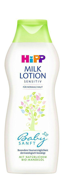 HiPP Baby Soft: Milk Lotion (350ml)