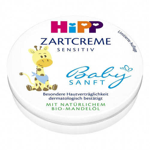 HiPP Baby Soft: Delicate Cream (Zartcreme) (75ml)