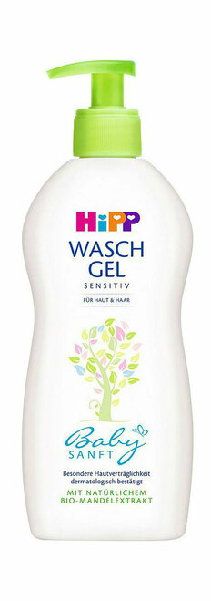 HiPP Baby Soft: Wash Gel (400ml)