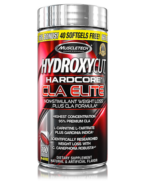 Hydroxycut Hardcore CLA Elite