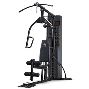 The Marcy 150LB Home Gym MWM-6150 is essential for creating the best home gym