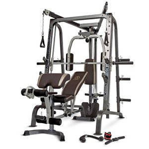 Best Home Gym by Marcy - MD-9010G - Fully Set Up