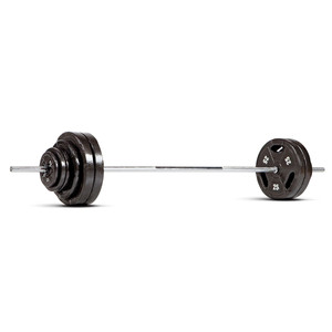 The Marcy Classic 160 Lb Barbell Set B5W-160 is essential for creating the best home gym