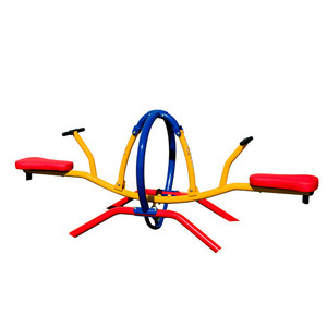 The Gym Dandy Pendulum Teeter Totter TT-320 encourages kids to go outside to play